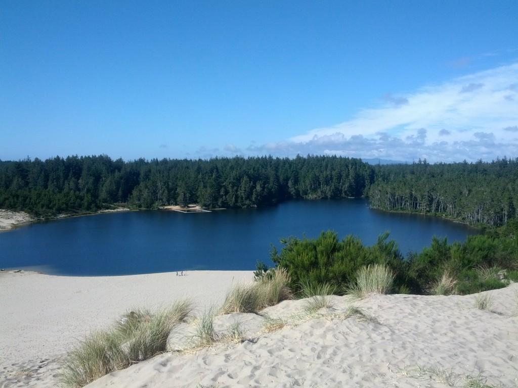 Cleawox Lake
